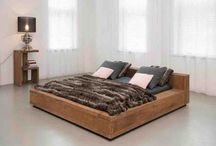 Bedroom Minimalist Wood