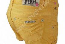 R.Pusteblume ♥ Blue Rebel / Wir mögen diesen Jeanshersteller!Passt sich super an , toller Stoff, super Preis!Mehr geht nicht ......