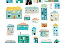 little houses (i lurrrv all kinds)
