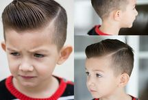 Men's haircuts / by Jade Irvine