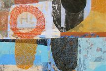 Abstract Paintings - texture