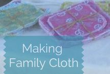 Family Cloth-FSM / What to make before the toilet paper is gone... / by Linda @ Food Storage Moms