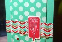 Handmade Cards- SU- Just Sayin