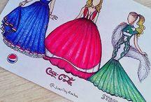 moda ... desene...haine..