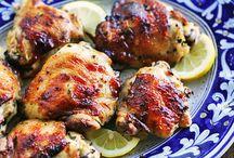Recipes: Main Meals