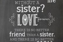 MY SISTER IS A BIG LOVE