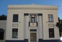 Art Deco Buildings- Hastings