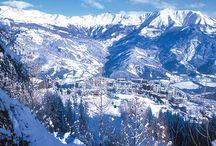 Les stations de ski / Ski resorts