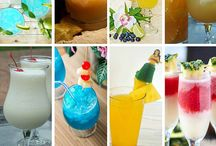 Cocktails - Tropical Drinks for Party