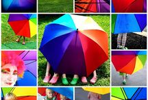 Color - Rainbow of Colors / by Donna Hochhalter-Rapske