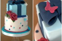 Celebration Cakes / Our pies for the most special moments, birthdays, anniversaries ... any excuse is good to eat cake!