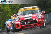 MINI JCW Race Team / The MINI JCW Race Team competes in the Continental Tire Sports Car Challenge