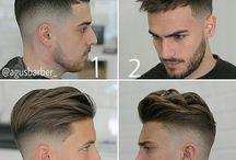 Últimos cortes de pelo