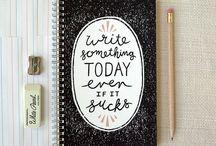 notebook / #notebook #stationery #libreta #cuadernos #agenda