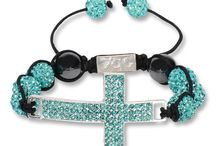 F.O.G. CROSS CHRISTIAN BRACELET - Sea Breeze Blue  / Be bold and stylish with the NEW F.O.G. Cross Bracelets! Each bracelet is specially hand-made, light weight and adorned with brilliant cut pave crystals for a beautiful shine. The F.O.G. FAVOR OF GOD logo is carved at the tie of bracelet. These cross Christian bracelets are a symbol of God's favor, faith, peace and happiness! Rock your F.O.G. Favor Bracelet in style and stand out like a true star! #FOG Christian Bracelets  #Christian Cross Bracelets #Christian Bracelets / by F.O.G. FAVOR OF GOD