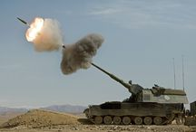 Panzerhaubitze (PzH) 2000 155 mm  Self-Propelled Howitzer