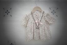 Baby love / petits vêtements fait main par Marie, notre couturiere !