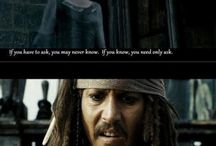 Pirates of the Caribbean❤