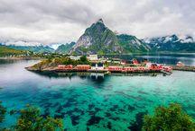 Reisen Norwegen