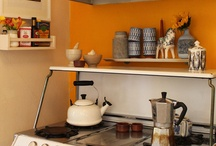 ¤ Kitchen ¤ / by Callie Wohlwend