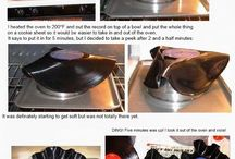 Vinyl Records Recycled