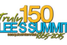A Truly150 Sesquicentennial Birthday Celebration in 2015 / Lee's Summit turns 150 years old in 2015!  Celebrate our Sesquicentennial with us!  Truly150.com