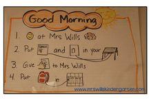 Kindergarten - Charts