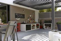 cuisine extérieure