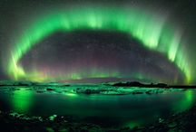 Northern Lights / One of the most spectacular things you can see in the world - Aurora Borealis (Northern Lights) usually seen in Iceland, Norway, Scandanavia & Canada / by OneWorld365 Travel