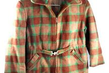 Vintage Woolrich USA  / by The Cats Pajamas