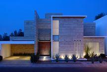 Inspirerende huse / Inspiration til vores husprojekter