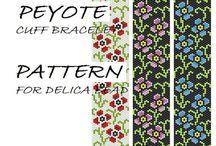 Peyote_pattern
