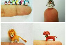 Crochet miniatures