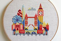 Cross Stitch Inspiration / Inspiration for cross stitch