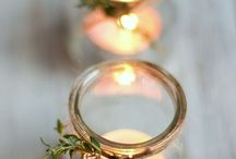 Wedding style - Rustic & Natural / A collection of Wedding photos including beautifully styled natural and rustic elements. Many of these elements could be used for a bush wedding too.