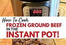 Instant Pot Recipes and Tips