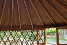 Yurt/Tent / Temporary bush living