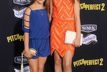 Pitch Perfect 2 premiere (May 8). / Maddie Ziegler arrives at the World Premiere of 'Pitch Perfect 2' (May 8).