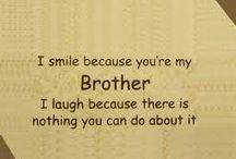 Αδερφος <3