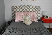 DIY Bedroom Decorating Tutorials / by Colleen Babcock