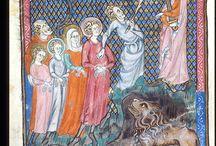 Średniowiecze - ikonografia - XIV wiek