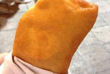 Street Food in Italia / Dalle bombette pugliesi, alla piadina romagnola. Dal panino con il lampredotto toscano, alle olive ascolane marchigiane... La mappa per scoprire i migliori posti del cibo da strada italiano