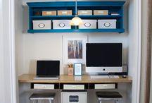 Belos espaços e boas ideias!!!