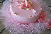 Christening cakes and cakes for little kids