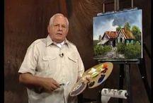 Bill Alexander / Pintura oleo