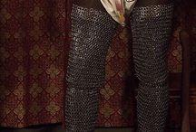 kroužkové nohavice
