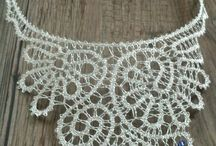 LACE:  Bobbin / Handmade laces / by Vickie Densmore