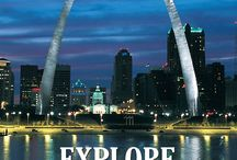 TRAVELHOST of St. Louis / #1 Travel & Destination Magazine for St. Louis Missouri / by TravelHost
