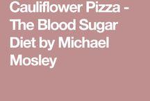 Blood sugar diet recipes