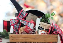 Give the Gift of Pie / gift basket how to's and pie giving